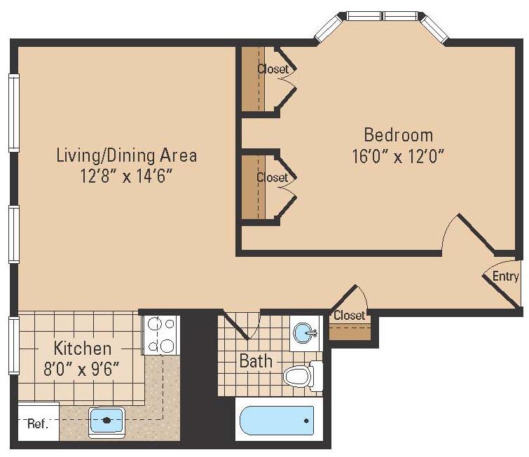 Philadelphia 1 Br Apartments Cheap 1 Bedroom Apartments Cheap One Bedroom Apartments In Denver