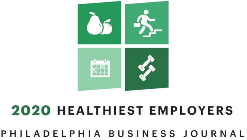 2020 Healthiest Employer Logo